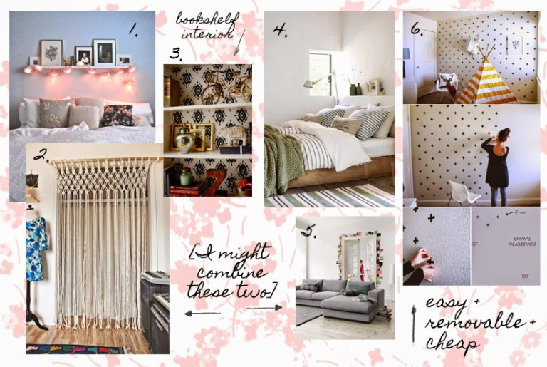 Room Inspiration Collage