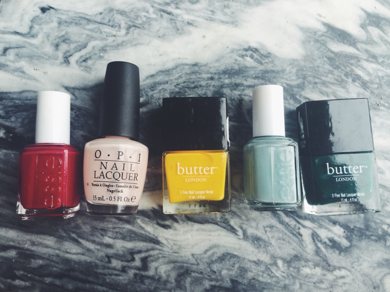 Nailpolish Favorites