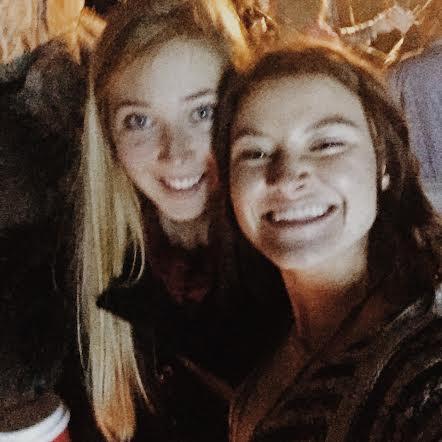 Katie + I